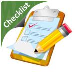 checklist text