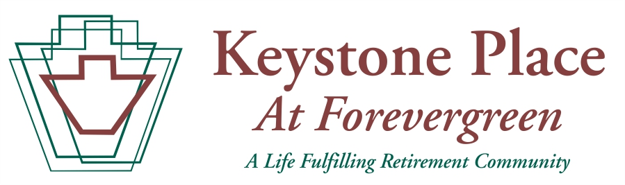 Image result for keystone place at forevergreen logo