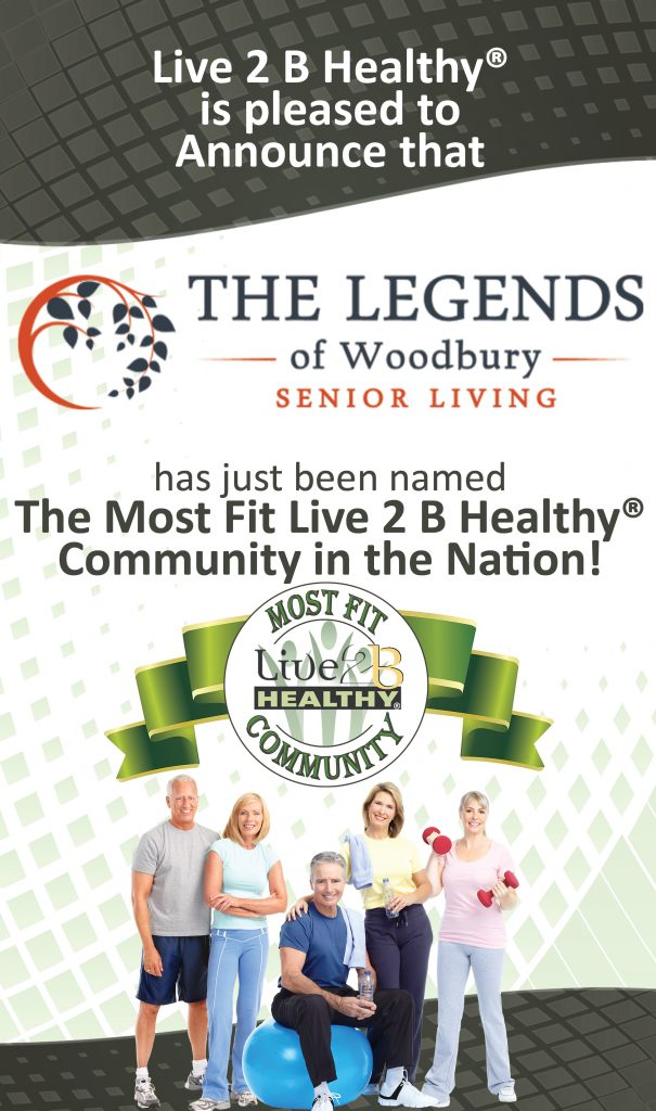 The Legends of Woodbury 2020 Most Fit